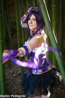 Purple dance by Giuly-Chan