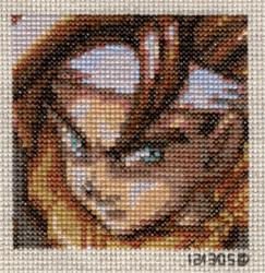 My favorite pieces. Crono_Cross_Stitch_by_kairi_chan16