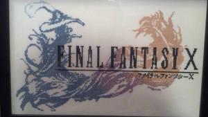 Final Fantasy X Cross Stitch