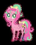 New Pony Style by Wizdiana