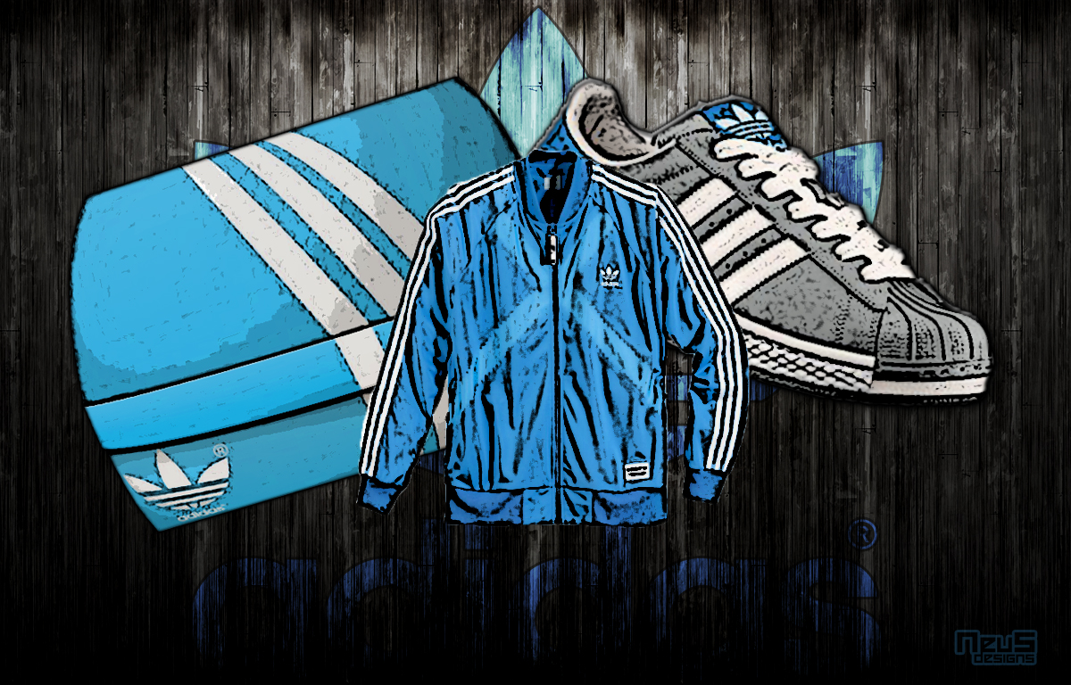 Adidas Shoes Blue For Girls