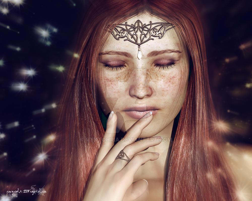 Make A Wish by vyktohria