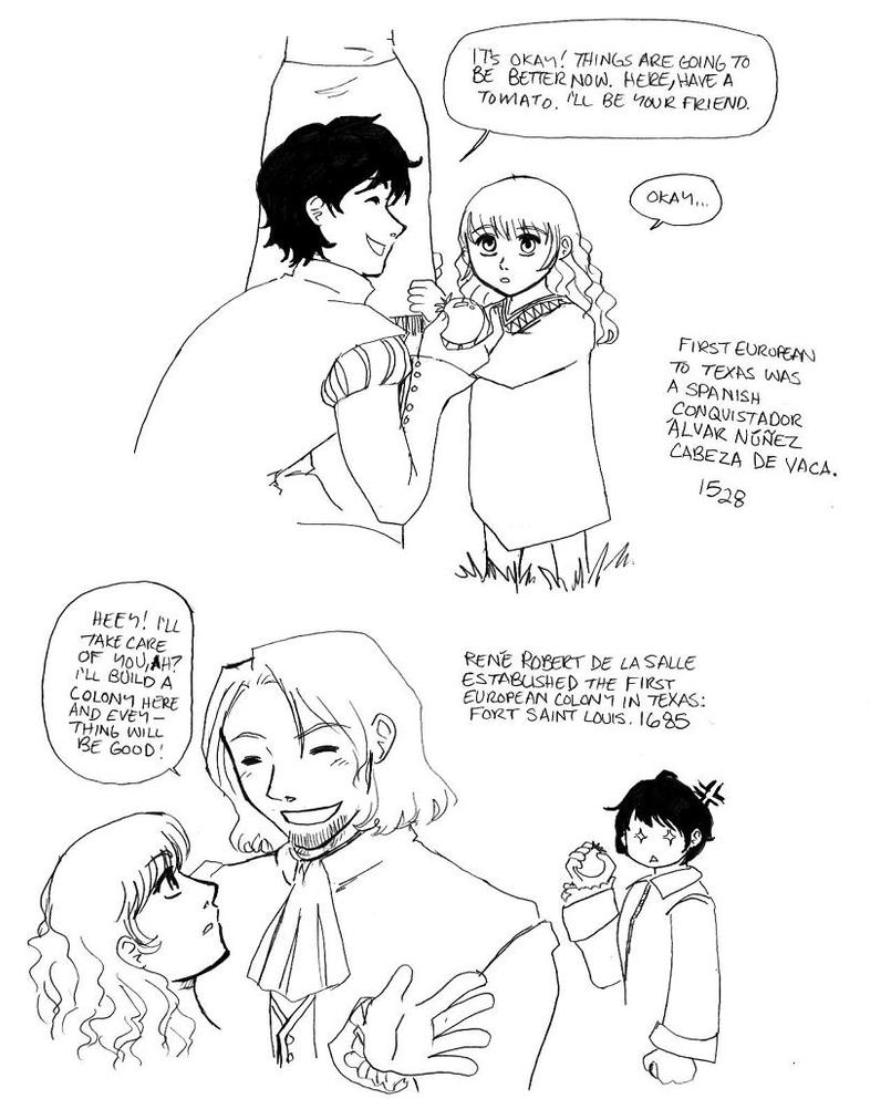 APH: Texas page 1 by fatal-rob0t