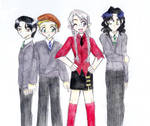 MH brat pack as first years