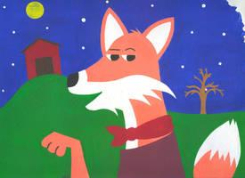 Fantastic Mr. Fox by ElfceltRJL