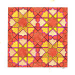 Tile 6 Orange by ElfceltRJL
