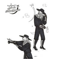 Zorro Palestino by ElfceltRJL