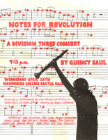 Notes For Revolution