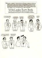 WikiLeaks Burn Book Part 1 by ElfceltRJL