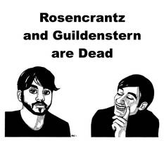 Rosencrantz and Guildenstern are Dead by ElfceltRJL