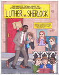 Luther vs. Sherlock