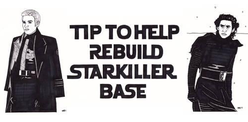 Tip to Help Rebuild Starkiller Base