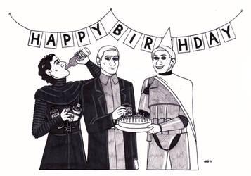 A First Order Birthday