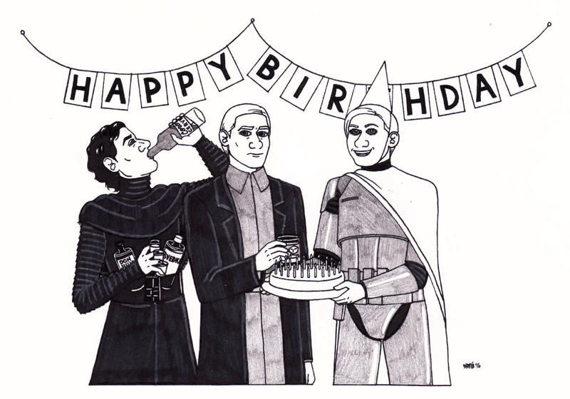 A First Order Birthday by ElfceltRJL