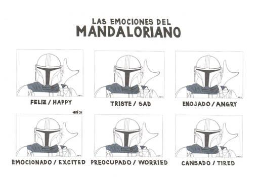 Las Emociones del Mandaloriano