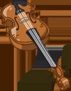 VITRINA DE ARMAS Violin_by_teamonepiece-d4haw31