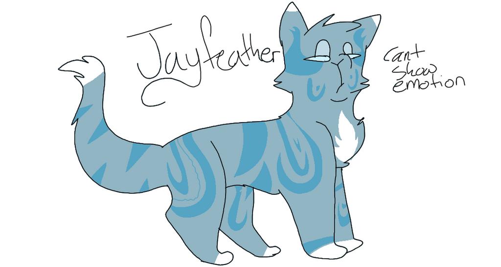 Jayfeather by IckiWicki