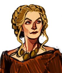 Cersei by rocketcica