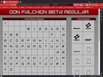 2017-08-13  - ODN Falchion Beta Progress by KaizenNeko