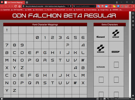 2017-08-13  - ODN Falchion Beta Progress
