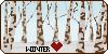 Winter Love by Crissiesaurus