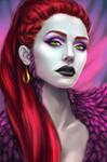 Commission: Makena Nalini