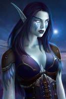 Aemeera Moonshroud by Cher-Ro