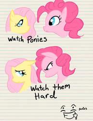 Watch Ponies by Valkyrie-Studios