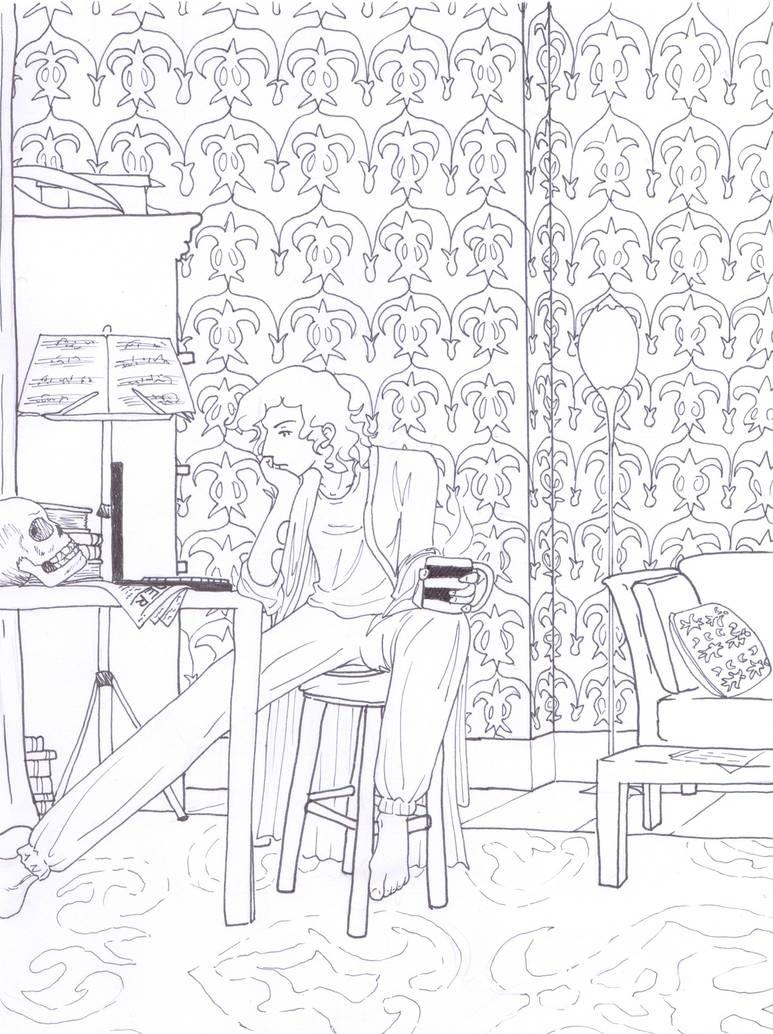 Inked FemLock by Valkyrie-Studios