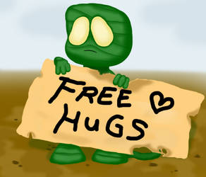 Amumu wants hugs by ras-blackfire