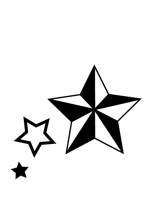 Nautical star design by ras blackfire on deviantart for Nautical star tattoo design