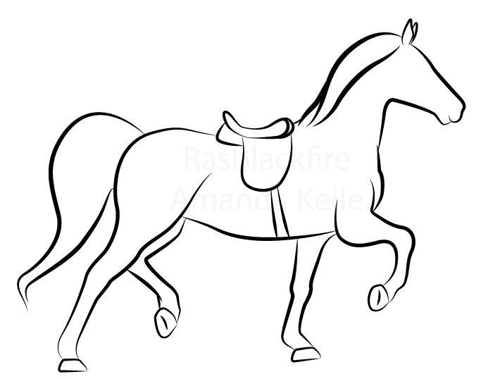 horse logo by ras-blackfire on DeviantArt: ras-blackfire.deviantart.com/art/horse-logo-351664981
