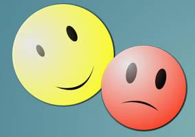 Smiley widget for conky 2