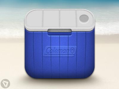 iOS Cooler icon by deckedsg