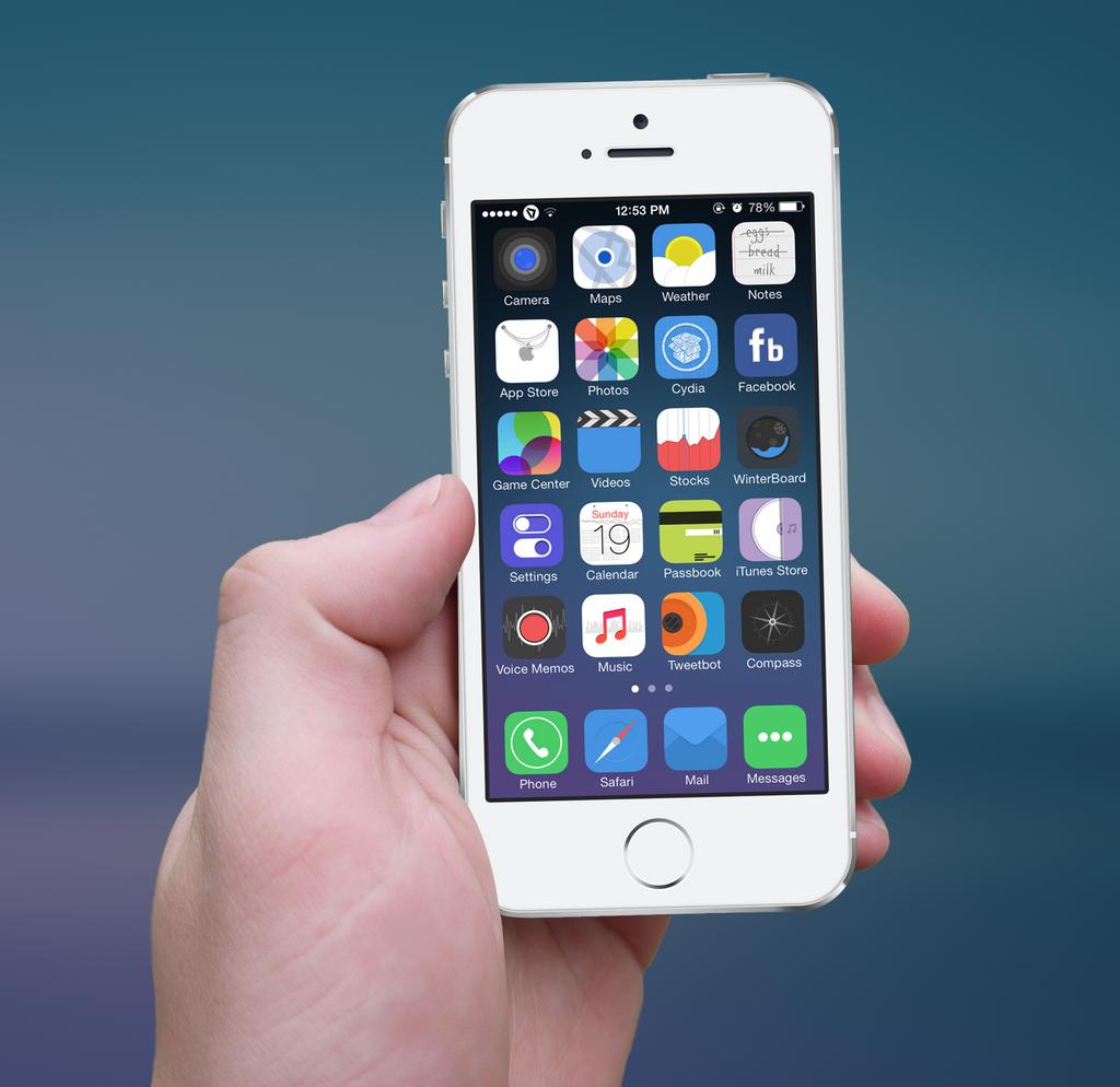 Acies - Premium icon set for iOS 7 by deckedsg
