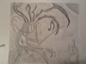 Slender Man sketch