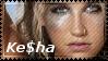 Ke$ha Stamp by timidite