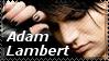 Adam Lambert Stamp by timidite