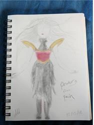Heroic Costume Design - True Strength - Power/Pain
