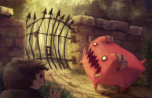 The Mighty Bullcube by RoboChandler