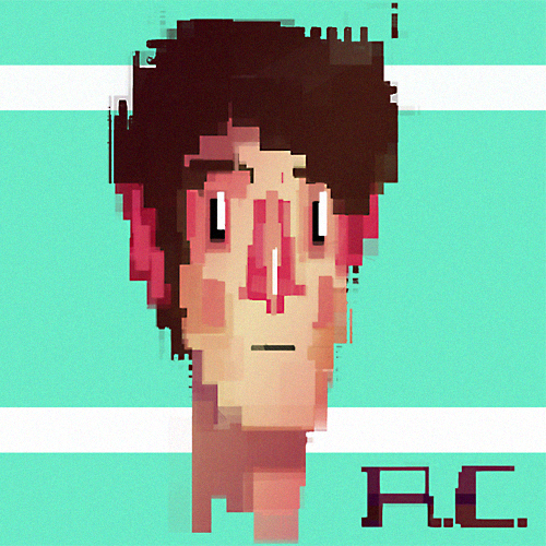 FakePixelPortrait by RoboChandler