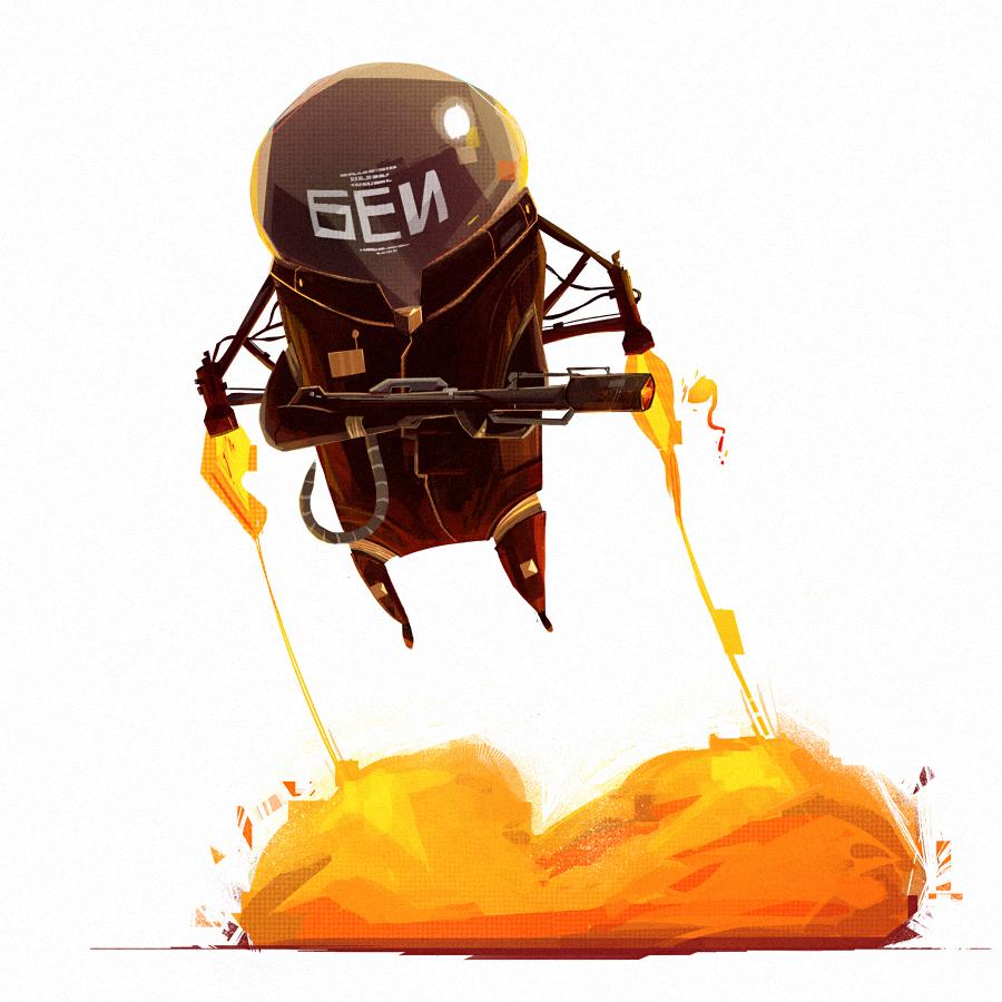 131125 Fury by RoboChandler