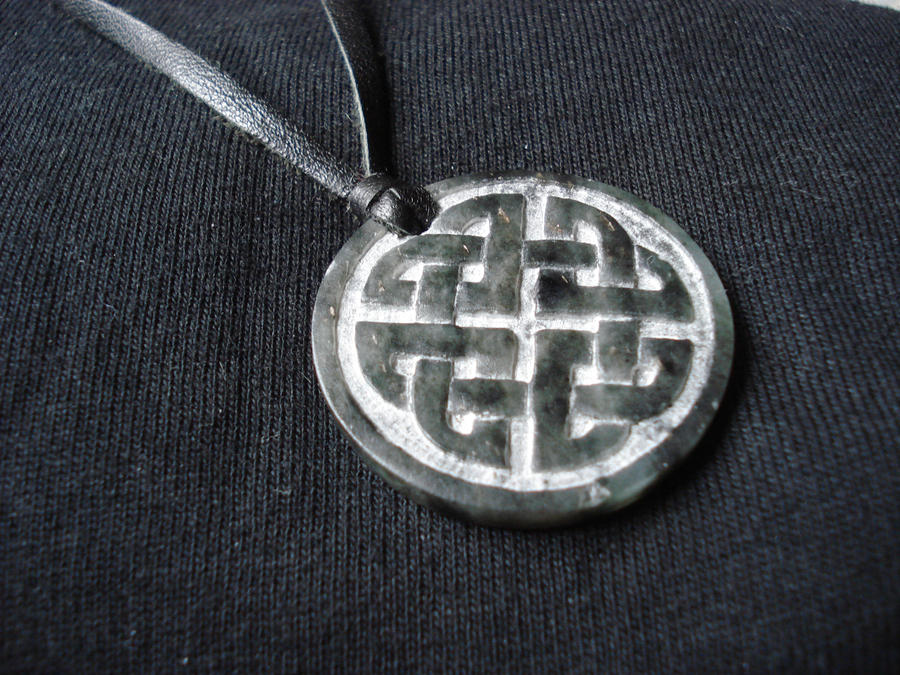 magazine celtic product news and necklace knot thrive min spiritual on pendant