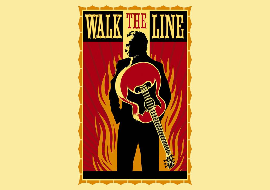 The Line Art Walk London : Walk the line by culero on deviantart