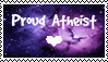 Proud Atheist by Craziier