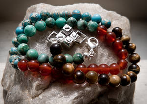 Alchemical Elements Wrap Bracelet