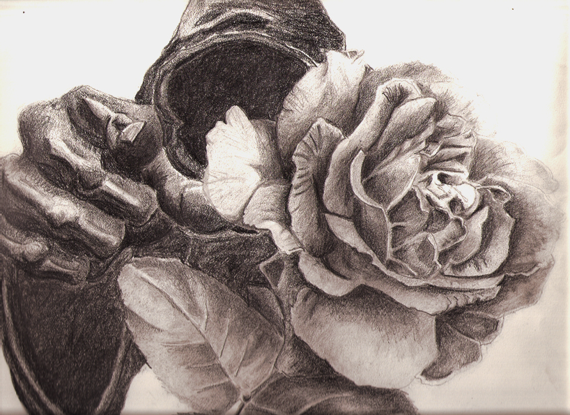 a rose of death in a rose The initial remission of miss emily's taxes is a symbol of the death of her father, and also a symbol of the financial decline emily's family experienced it's also a symbol of emily's father's continued control over his daughtereven from beyond the grave.