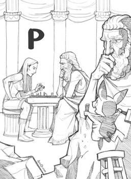 P for Plato, Pocahontas and Pikachu