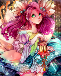 Waterlily by Naussi