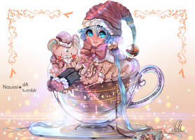 Merry Christmas ! by Naussi